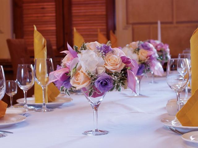 Букеты своими руками на свадебный стол 287