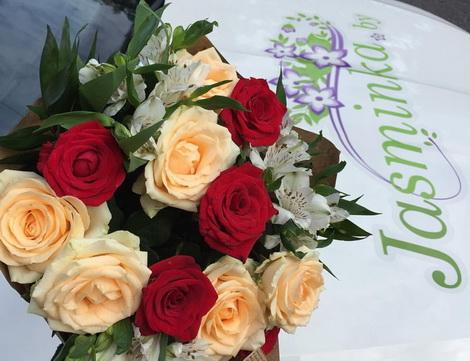 Доставка цветов в гомеле на дом